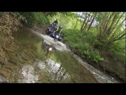 Quad Biking At Crieff Hydro