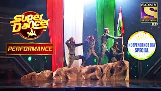 Gourav और Amardeep ने दिया एक देश-भक्त Performance |Super Dancer Chapter 3| Independence Day Special