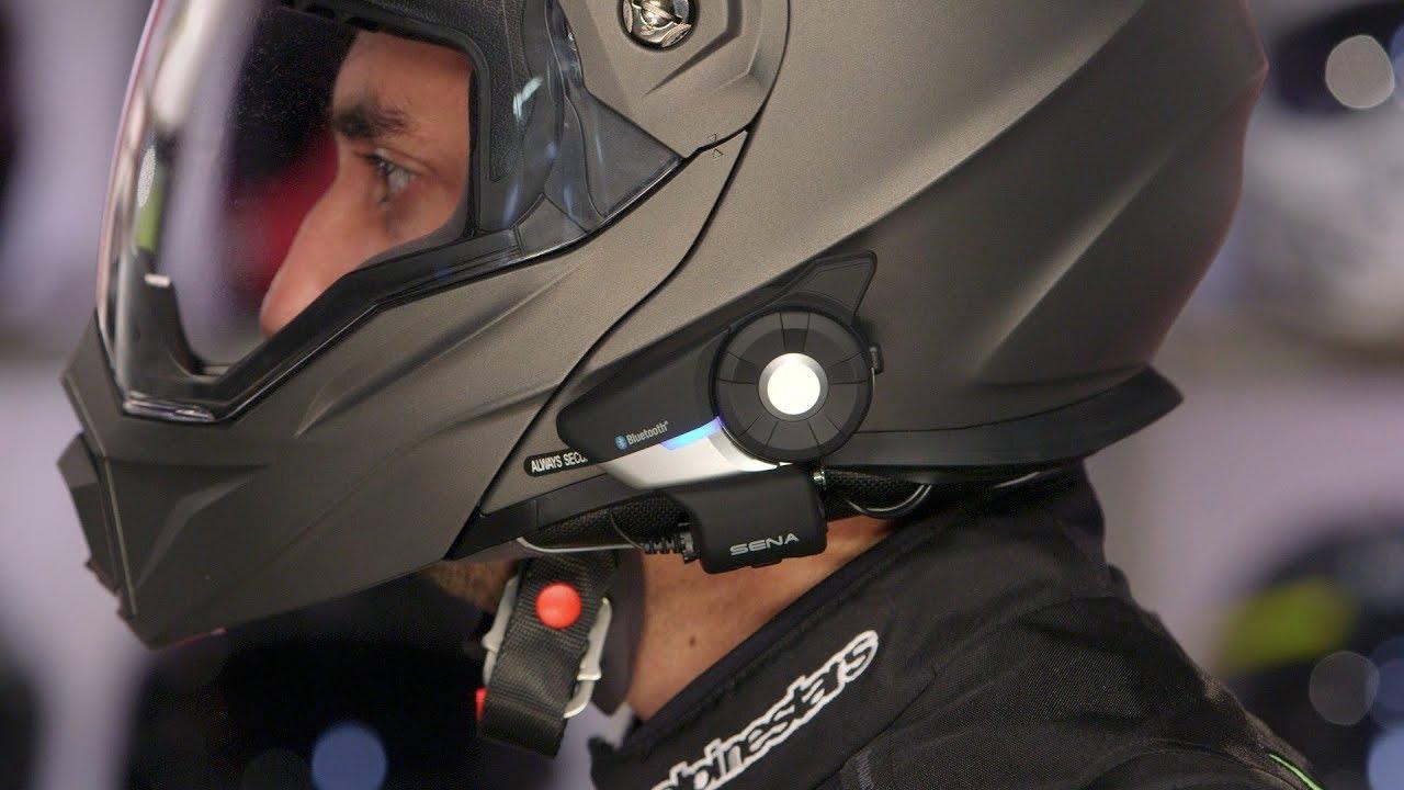 SENA 20S-EVO-01D EVO Bluetooth 4.1 Communication DUAL System for Motorcycles