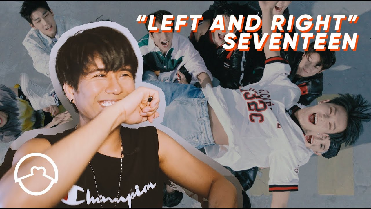 """Performer React to Seventeen """"Left and Right"""" Choreography Video + MV"""