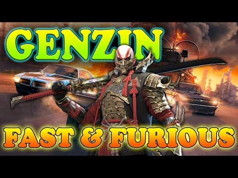Genzin Champion Spotlight - Fast and Furious | Raid Shadow Legends