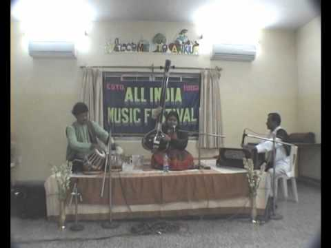 Gargi Samadar Performance on All India Music Festival..