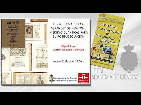 Miguel Ángel Martín-Delgado Alcántara, 12 de abril de 2018.12º conferencia delXIV CICLO DE CONFERENCIAS DE DIVULGACIÓN CIENTÍFICA.CIENCA PARA TODOS 2018http://www.rac.eshttps://twitter.com/racienciashttps://arac.rac.es/