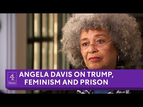 Angela Davis on feminism, communism and being a Black Panther during the civil rights movement