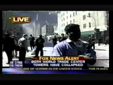 REPORTER PITCHES LINES to Federal Agent on 9/11