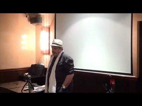 Philippe Pascot - Le gaz de schiste, enjeux et conséquences