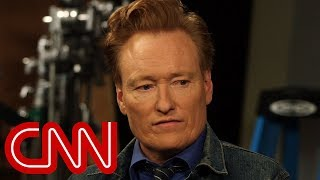 Conan: Trump's comments are irrelevant