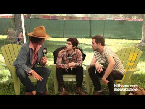 Electric Guest Interview @ Bonnaroo 2012