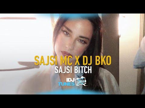 Смотреть клип Sajsi Mc X Dj Bko - Sajsi B*tch