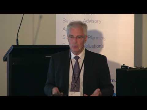 Collins & Co Not-For-Profit Conference 2016 - Wayne Turner