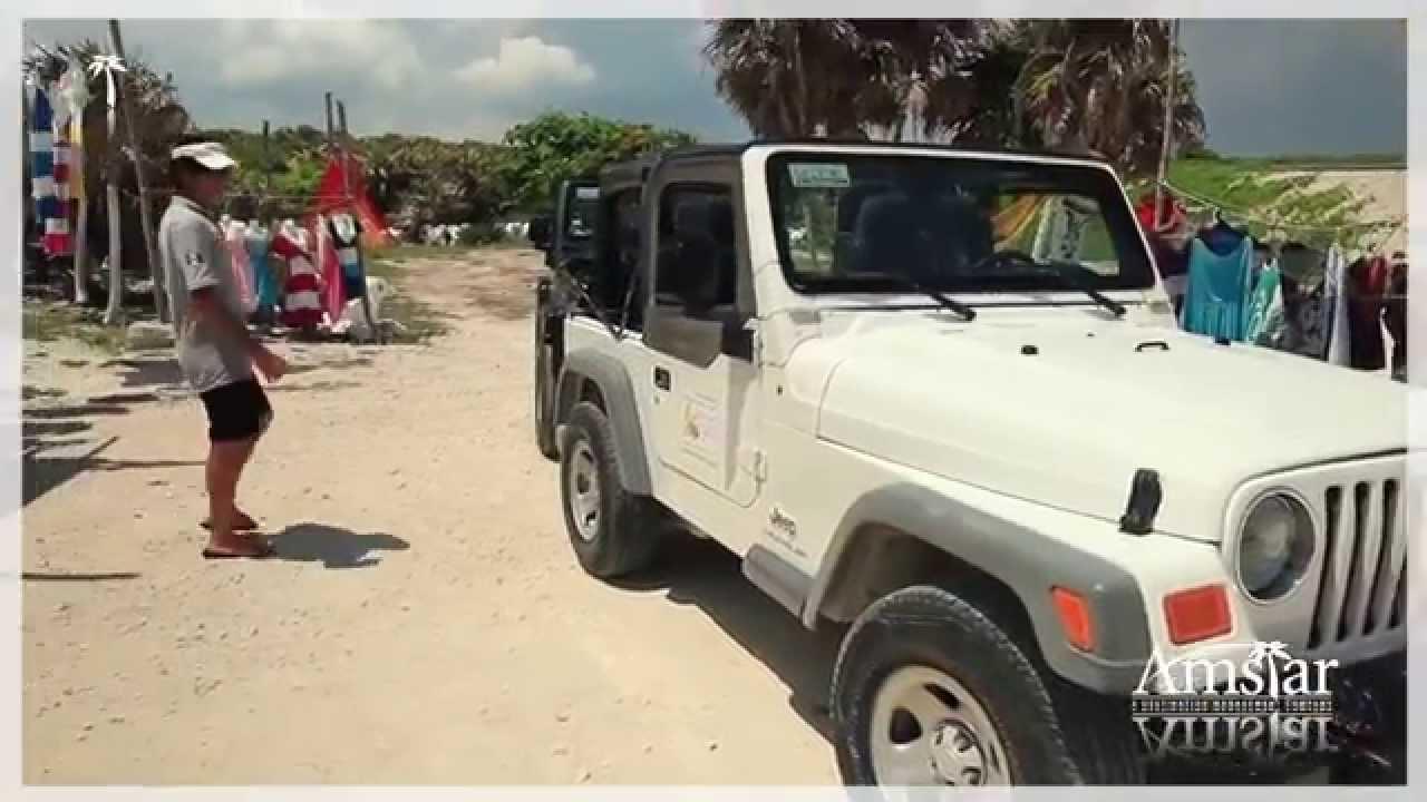 Cozumel Jeep Adventure Tour Amstar Dmc