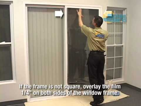 Solar Gard Architectural Window Film Installation Training