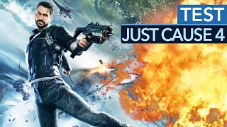 Just Cause 4 im Test / Review