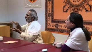 Свами Joythimayananda. Аюрведическая косметология (25.01.2012)