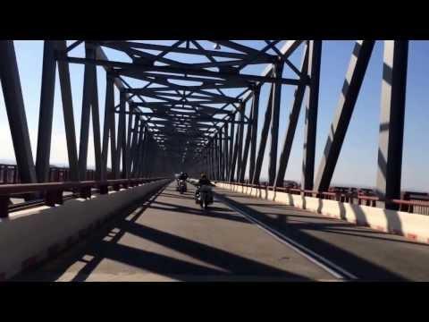 Eastern Eagle MC @ EastShanState to NayPyiDaw Trip 2013
