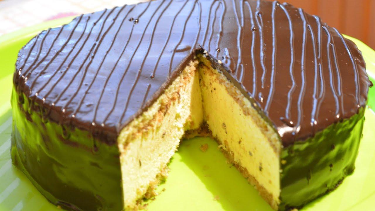 Рецепт на торт птичье молоко видео