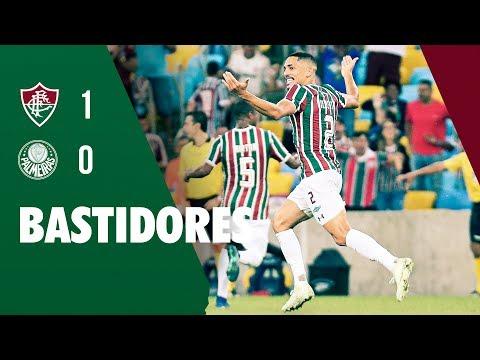 FluTV - Bastidores - Fluminense 1 x 0 Palmeiras - Campeonato Brasileiro
