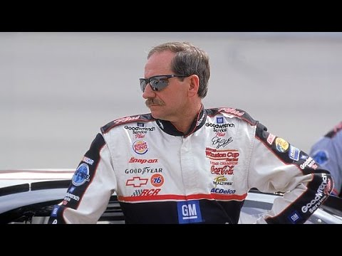 Dale Earnhardt, Sr. Fights, Arguments and Temper