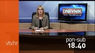 VTV Dnevnik najava 6. travnja 2017.