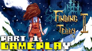 Finding Teddy 2 - Gameplay Walkthrough - Part 1