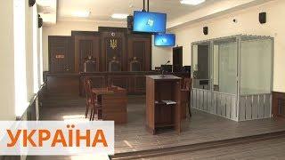 Новейшая техника и достаточно места. На Буковине отстроили современный суд