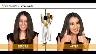 Makeup Tutorial l Watch This Makeup Tutorial To Learn How To Master Glitter Eyes