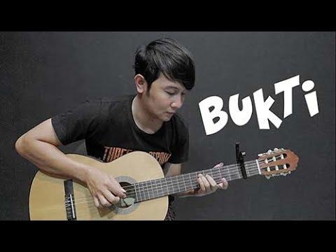 (Virgoun) Bukti - Nathan Fingerstyle | Guitar Cover Mp3