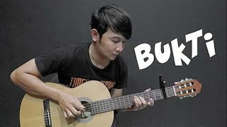 Virgoun Bukti Nathan Fingerstyle Guitar Cover