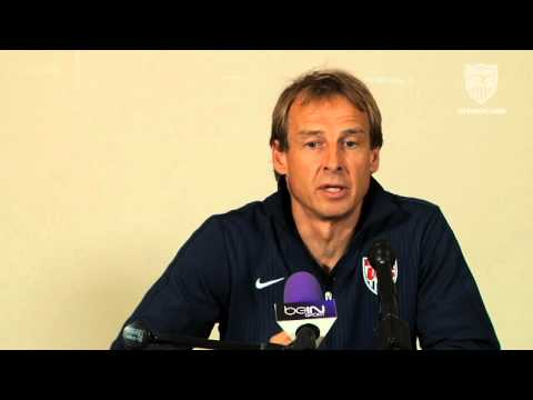 MNT vs. Antigua & Barbuda: Klinsmann Post-Game Press Conference - Oct. 12, 2012
