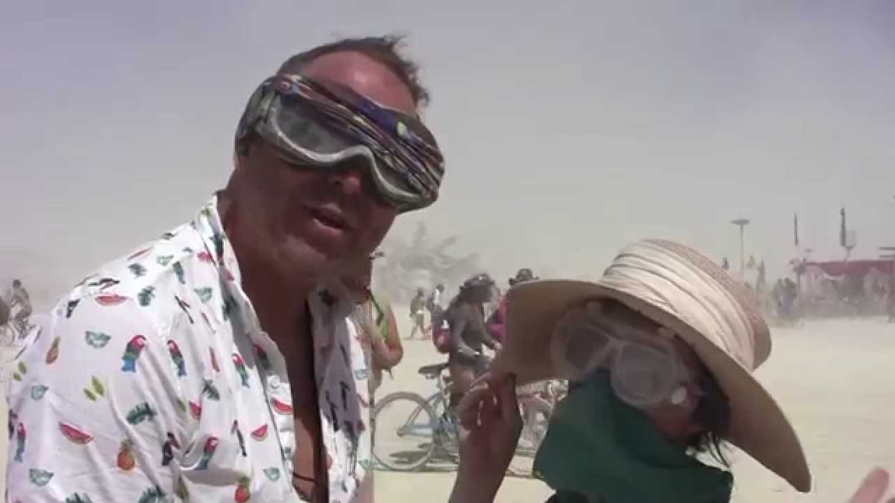 Hub Culture Camp at Burning Man 2015 with Sophistication