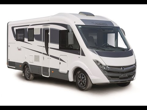 Mobilvetta Design K Yacht motorhome review - YouTube