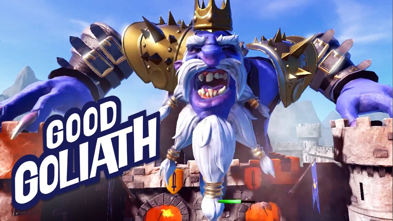 Good Goliath - Release Trailer