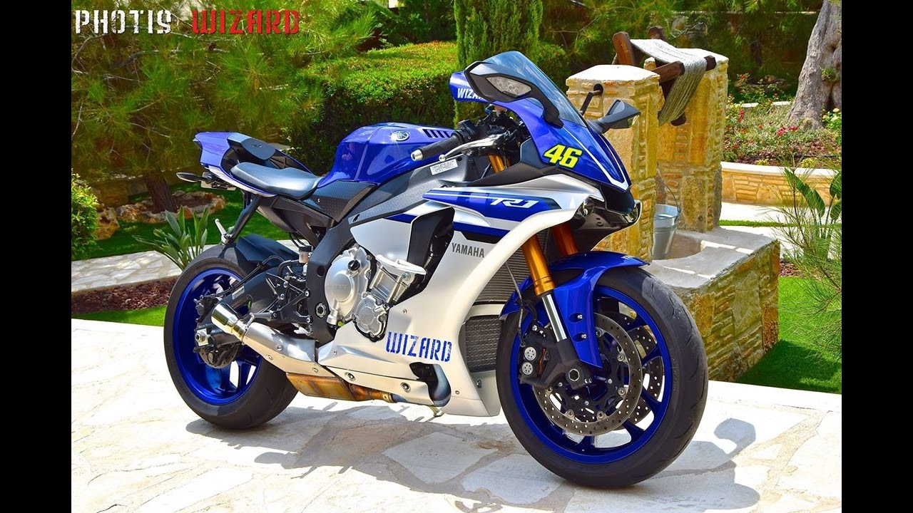 Amazing Yamaha R1 2016 Top Speed 0 299 Km H In Seconds