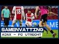 Ajax – FC Utrecht 5-4 🔥 | Samenvatting | TOTO KNVB Beker