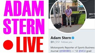 The State of Auto Racing with Adam Stern LIVE (NASCAR, F1, IndyCar talk)