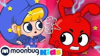 Morphle is ANGRY!! - My Magic Pet Morphle | Cartoons For Kids ABCs 123s | Morphle TV | BRAND NEW