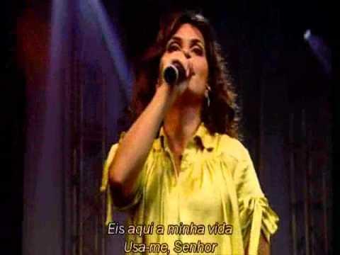 Aline Barros - Sonda-me, Usa-me (ao Vivo)