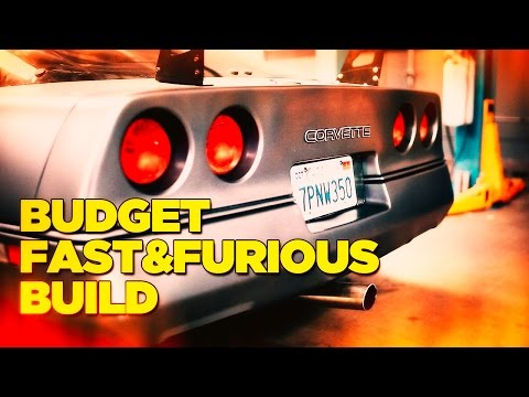 Thumbnail: Budget Fast & Furious 8 Build