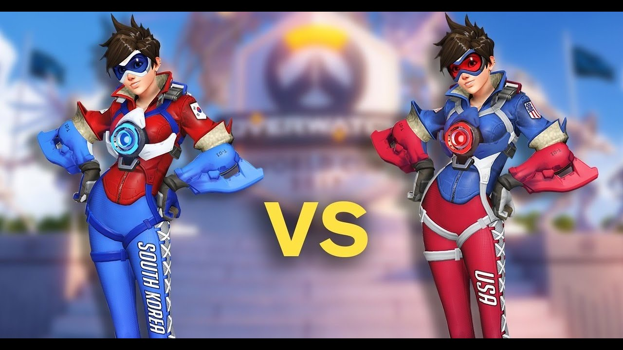 USA vs Korea Made Me Believe In Overwatch Esports – IGN Access