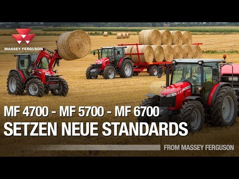 MF 4700, MF 5700 Und MF 6700. Setzen Neue Standards. Genial Einfach (Deutsch)