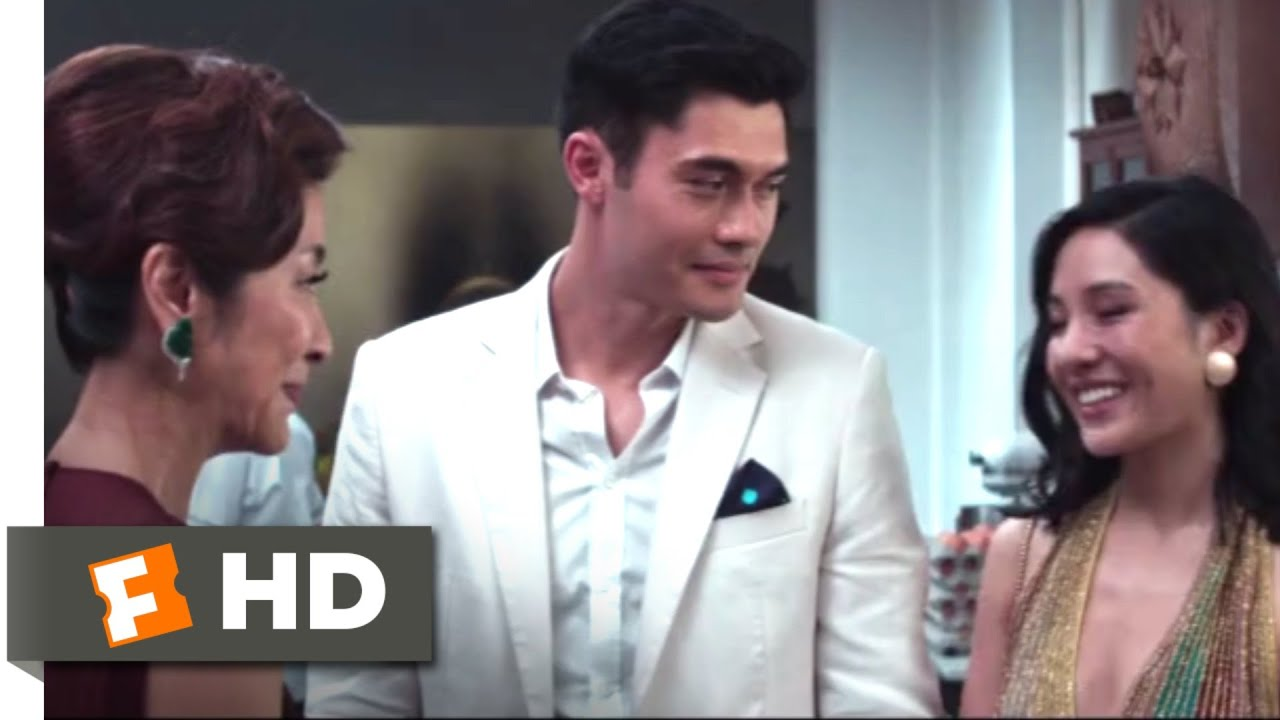 Download Crazy Rich Asians (2018) - Meeting His Mother Scene (3/9) | Movieclips