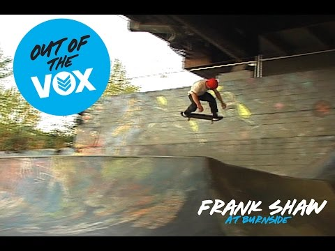 Out of the VOX - Frank Shaw