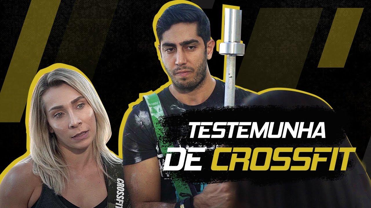 Testemunha de Crossfit - DESCONFINADOS (erros no final)