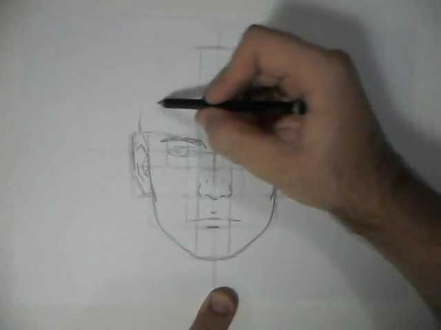 Como Desenhar: Rosto - proporções Vídeos De Viagens