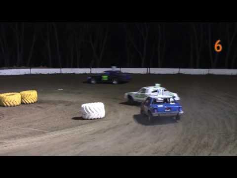 Dallas County Speedway 2 Man Cruiser Feature 4/8/16