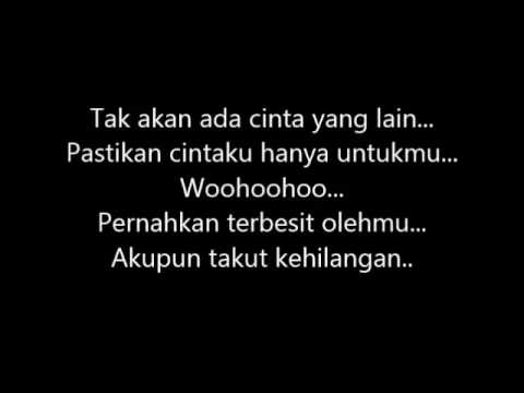 Siti Nurhaliza Takkan ada cinta yang lain