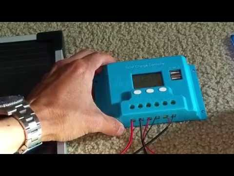 LivingOutsideTheBox: Hooking Up My Solar Panels from YouTube · Duration:  6 minutes 28 seconds