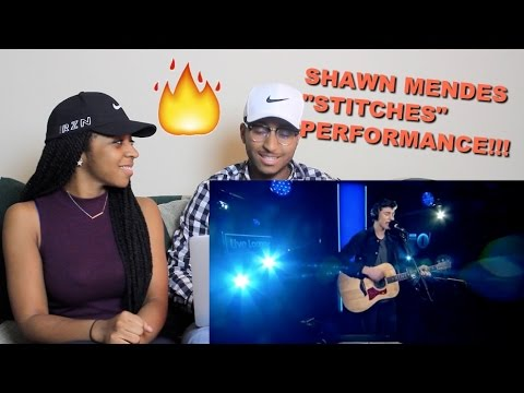 Couple Reacts : Shawn Mendes