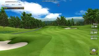 명승골프(MS Golf) 함평다이너스티 2번홀 플레이