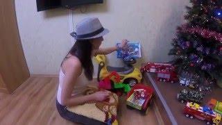 2016г. Увагу Огляд машинок іграшки для хлопчиків машинки р. Знахідка Чапурины